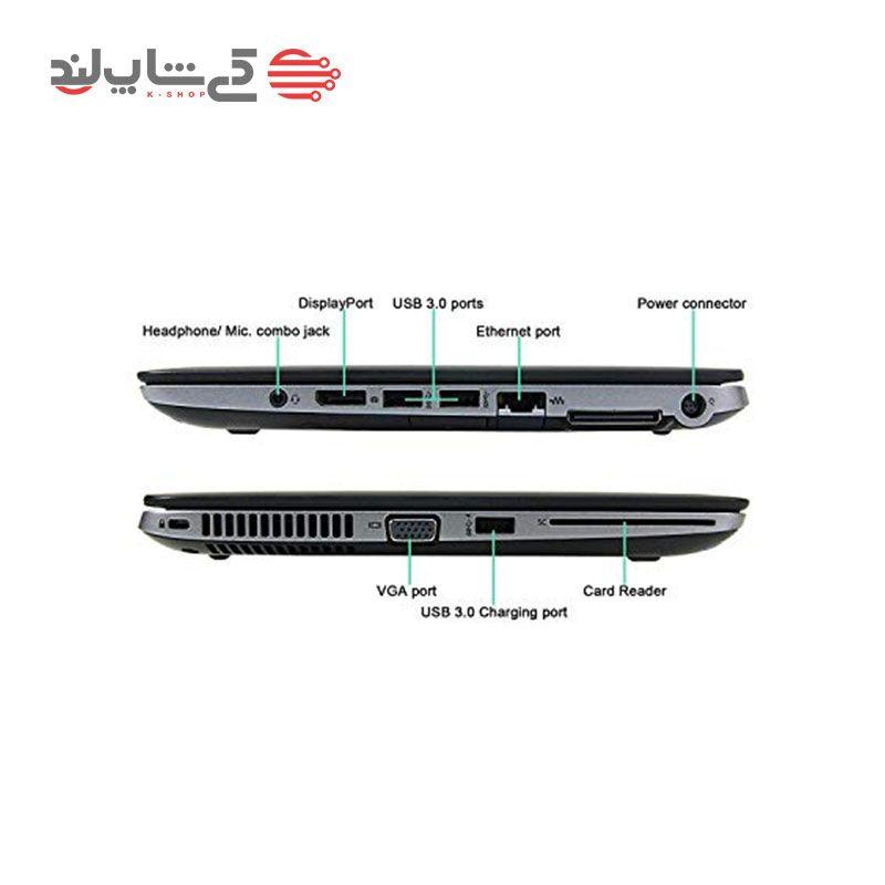 لپ تاپ اچ پی مدل Elitebook 820-3