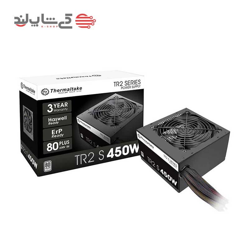 منبع تغذیه ترمالتیک مدل TR2 S 450W-4