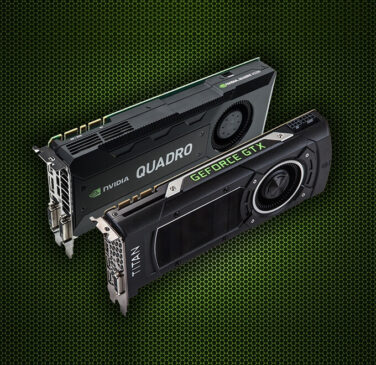 Nvidia Quadro یا Nvidia GeForce