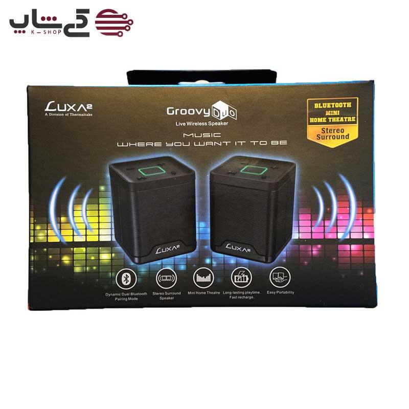 اسپیکر-لوکسا2-مدل-groovy-duo-live-wireless