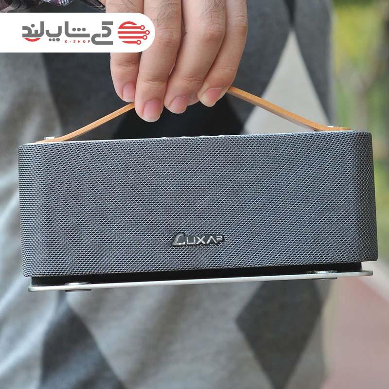 اسپیکر بی سیم لوکسا2 مدل Groovy Wireless Stereo-3