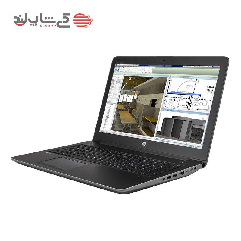 لپ تاپ اچ پی مدل Zbook 15 G3-1