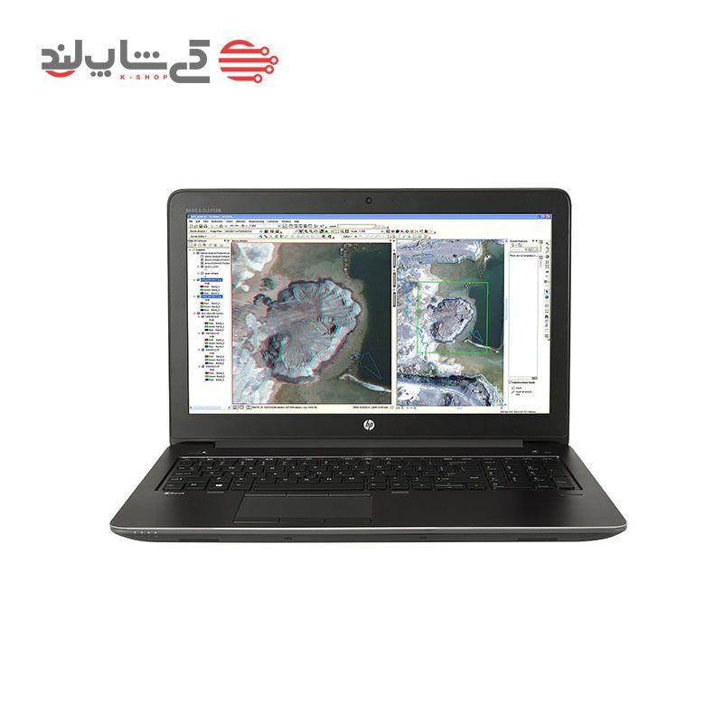 لپ تاپ اچ پی مدل Zbook 15 G3