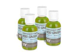 پک 4 عدد جوهر خنک کننده ترمالتیک مدل TT Premium سبز فسفری