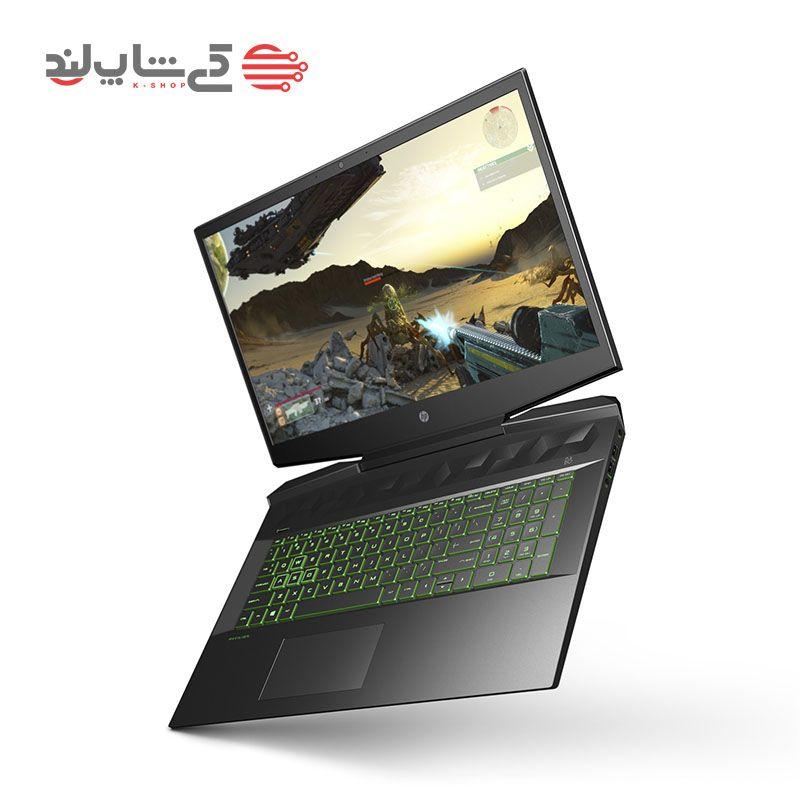 لپ تاپ گیمینگ اچ پی مدل PAVILION 15-DK0068WM-3