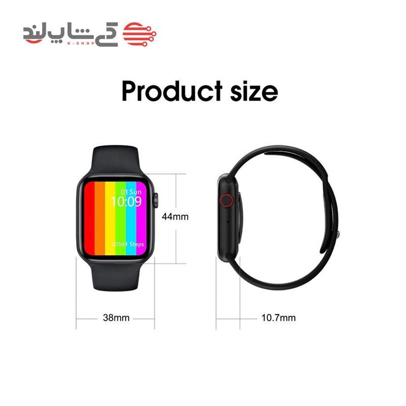 ساعت هوشمند مدل IWATCH 6-3