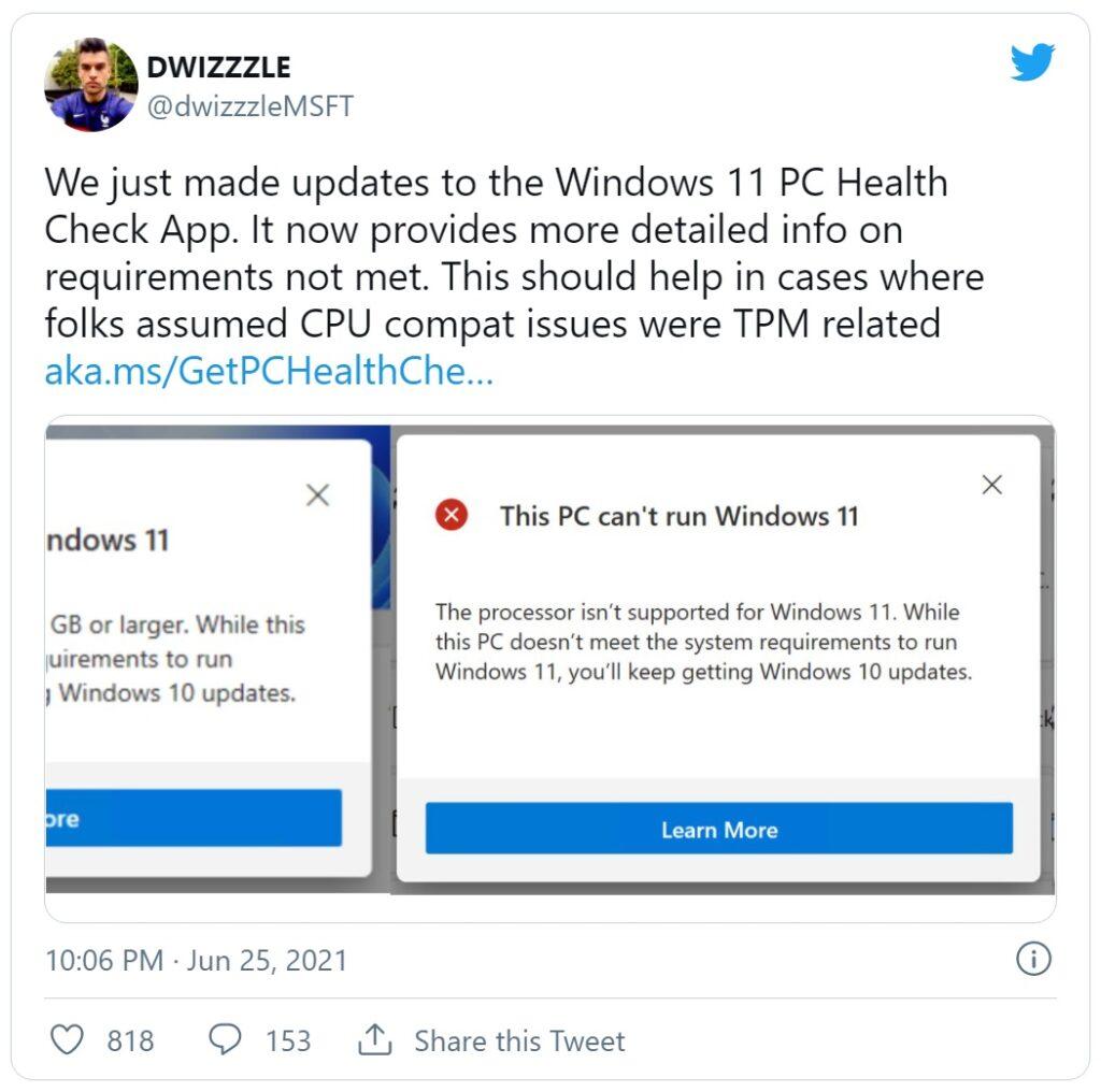 آیا سیستم شما برای نصب ویندوز 11 آماده است؟
