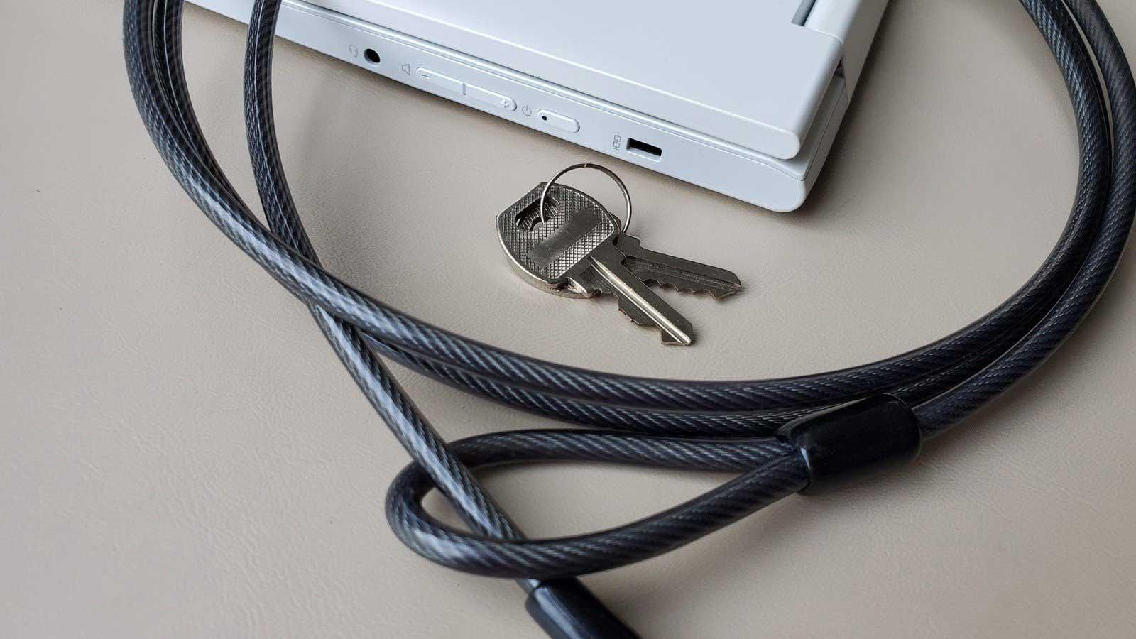 قفل و کلید کنسینگتون