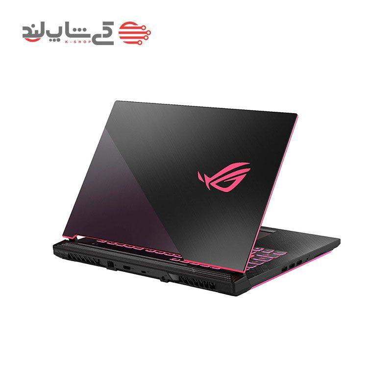 نمای پشت لپ تاپ گیمینگ ایسوس مدل ASUS ROG Strix G512LI-3