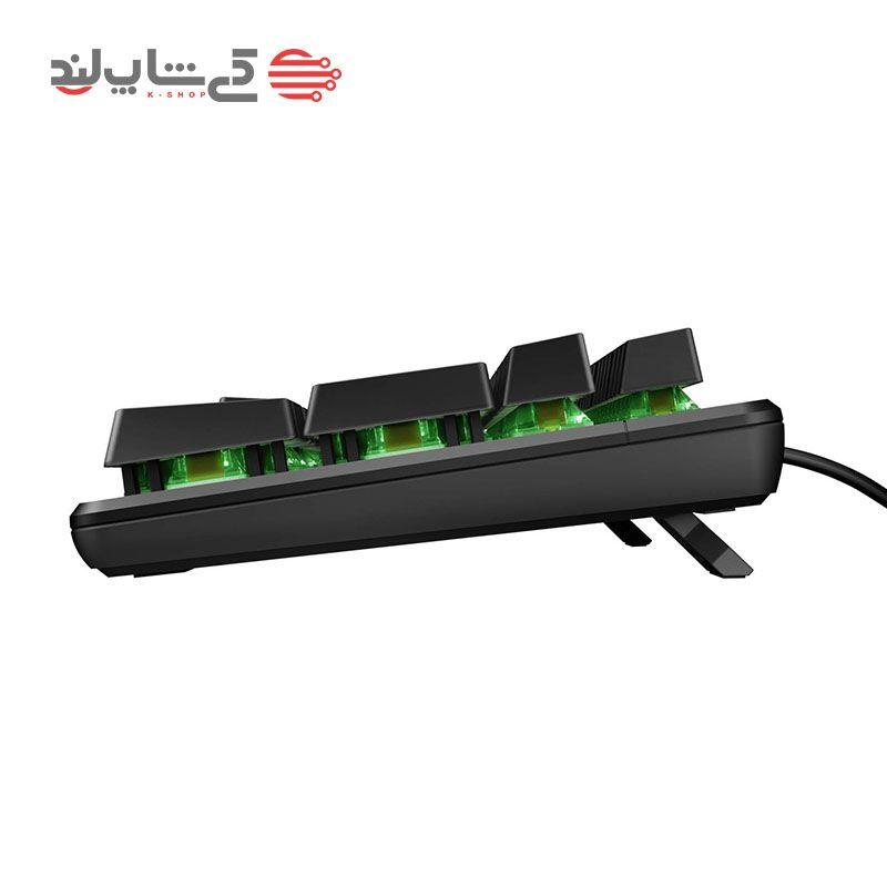 کیبورد اچ پی مدل HP Pavilion Gaming Keyboard 500-1