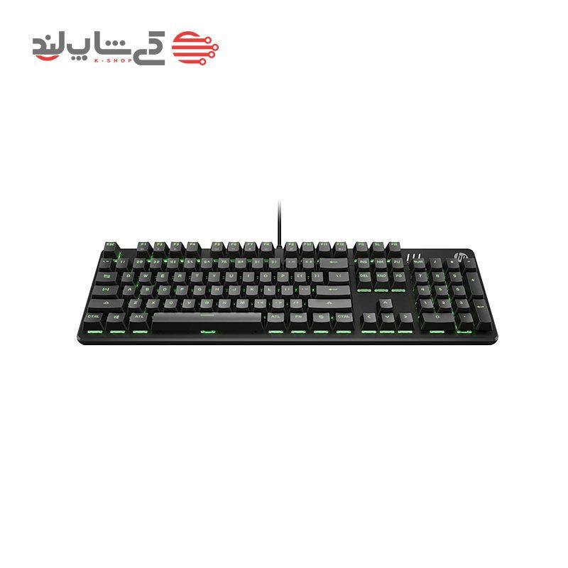 کیبورد اچ پی مدل HP Pavilion Gaming Keyboard 500