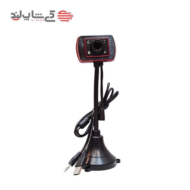 وب کم پایه دار مدل PC Camera-1