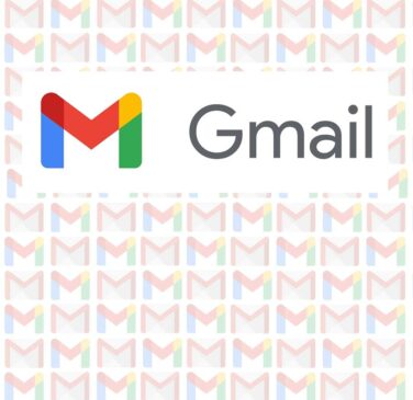 Gmail logo and bckg